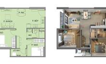 Căn hộ hai phòng ngủ với chính sách tốt tại Vinhomes Smart City