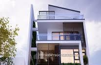 Cho thuê nhà nguyên căn trong ngõ ở phố Dương Quảng Hàm