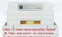 Máy đóng gói rút màng co DS-4525 chánh hãng Wellpack Đài Loan
