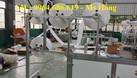 Dây chuyền sản xuất khẩu trang ý tế hiện đại tự động hóa 100% (ảnh 4)