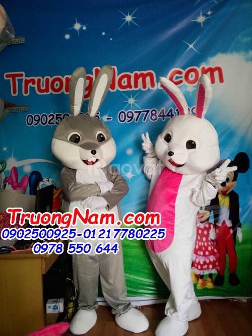 Bộ sưu tập mascot thỏ ngọc cho trung thu 2020