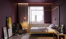 Cho thuê căn hộ 19.S22 tòa Nam Chelsea Park Trung Kính 129m2, 3PN