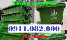 Bán thùng rác 660 lít giá rẻ tại Cần Thơ