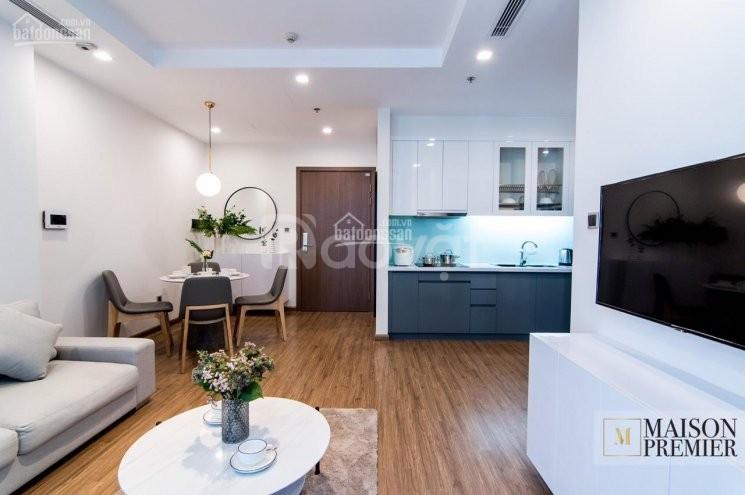 Xem nhà 24/24 cho thuê căn hộ Vinhomes Green Bay 2 PN full đồ 12 tr/th (ảnh 5)