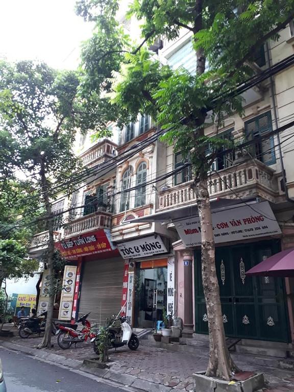 Nhà phố Trần Đăng Ninh 30m2 x 4 tầng, chỉ 6 tỷ