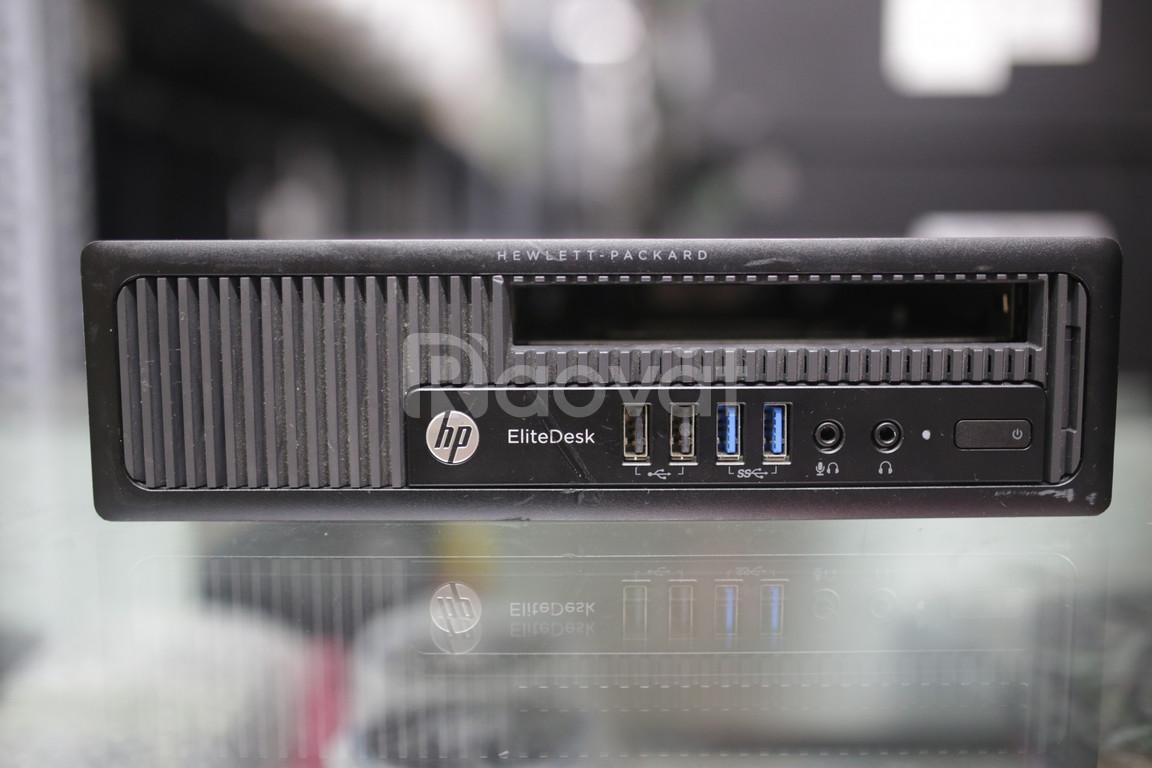 Máy tính HP 800 G1 USDT core i7, wifi, ổ ssd tốc độ cao cho Văn Phòng (ảnh 4)