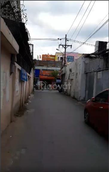 Nhà hẻm xe tải cách đường Lê Quang Định 1 căn DT đất: 17,5x7=112m2