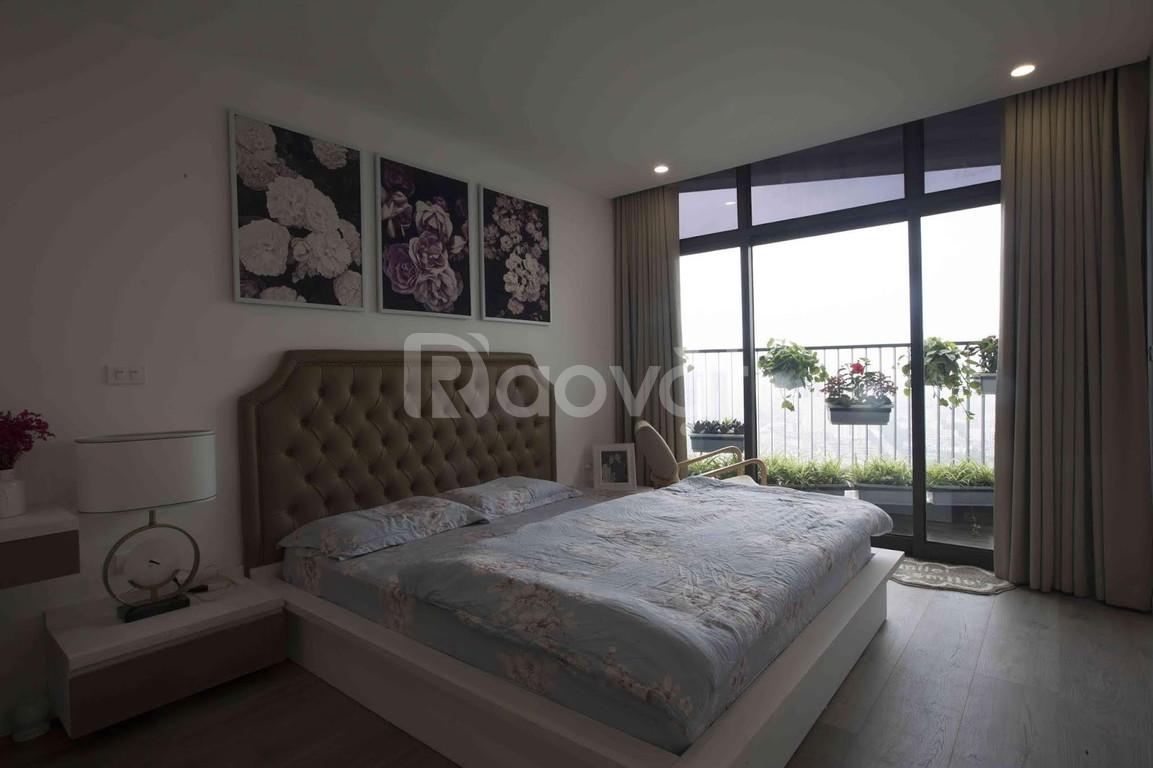Cho thuê căn hộ 1503 - 17T KĐT Trung Hoà Nhân Chính: 155m2, 3PN, 3VS (ảnh 5)