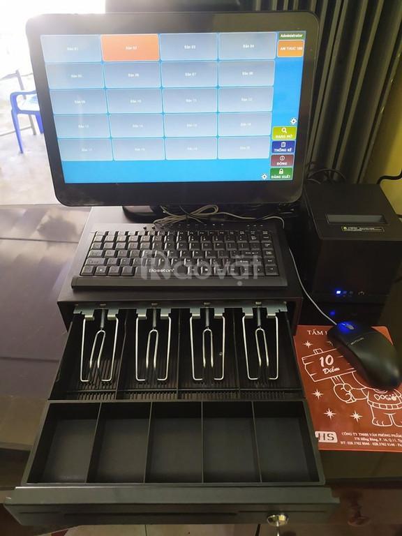 Combo máy tính tiền cho tiệm Kem giá rẻ tại TP.HCM