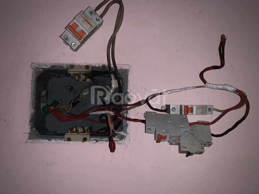 Sửa chữa điện nước tại Lạc Long Quân, Âu Cơ, Nghi Tàm