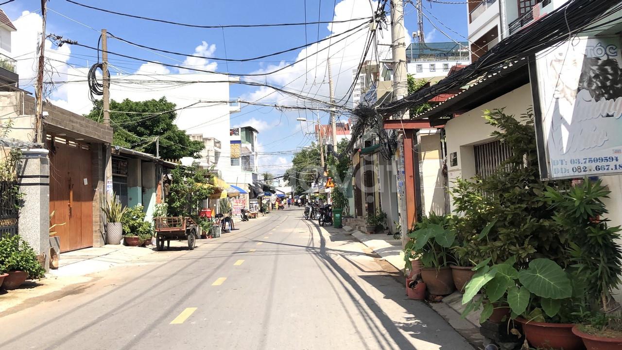 Cần tiền bán lỗ lô đất phường An Lạc, Bình Tân