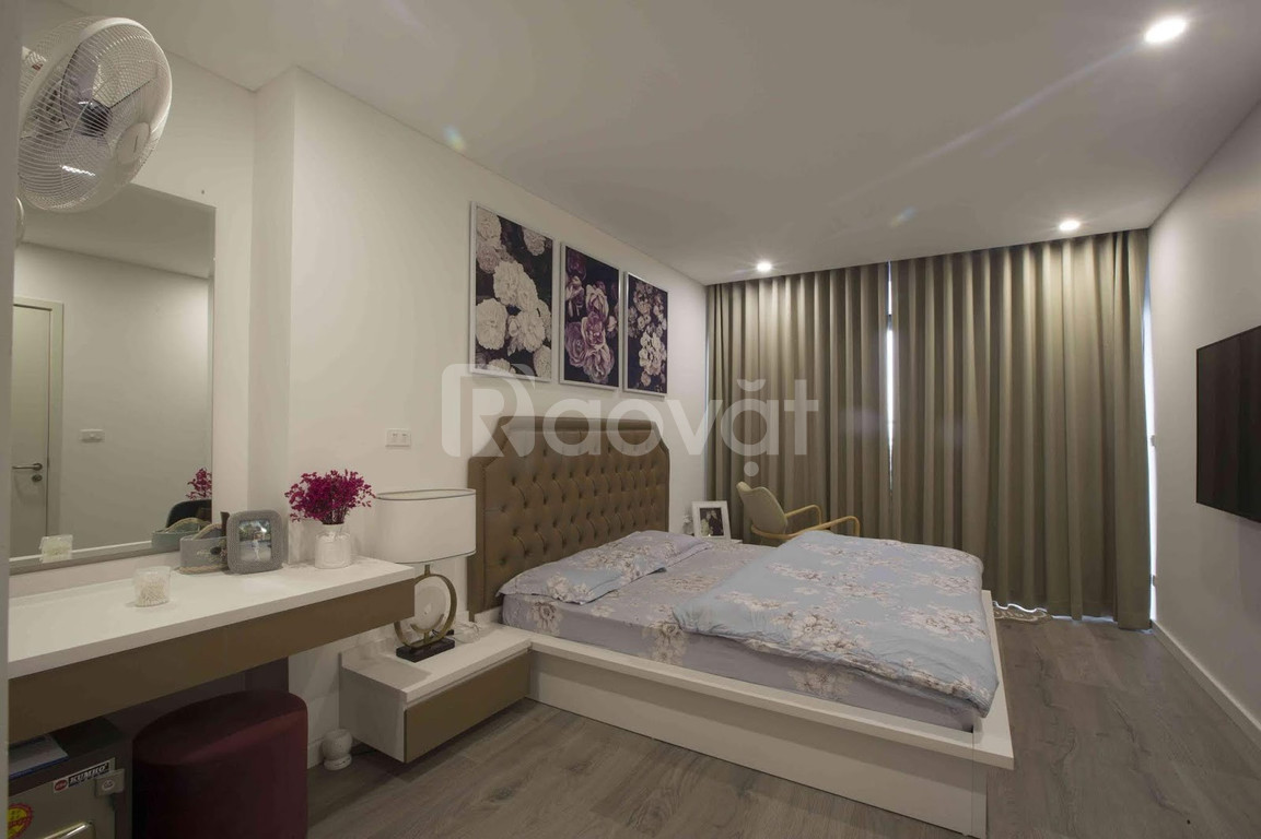 Cho thuê căn hộ 1503 - 17T KĐT Trung Hoà Nhân Chính: 155m2, 3PN, 3VS (ảnh 4)