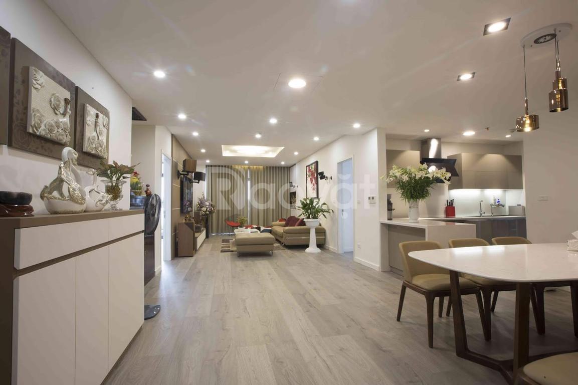 Cho thuê căn hộ 1503 - 17T KĐT Trung Hoà Nhân Chính: 155m2, 3PN, 3VS (ảnh 6)