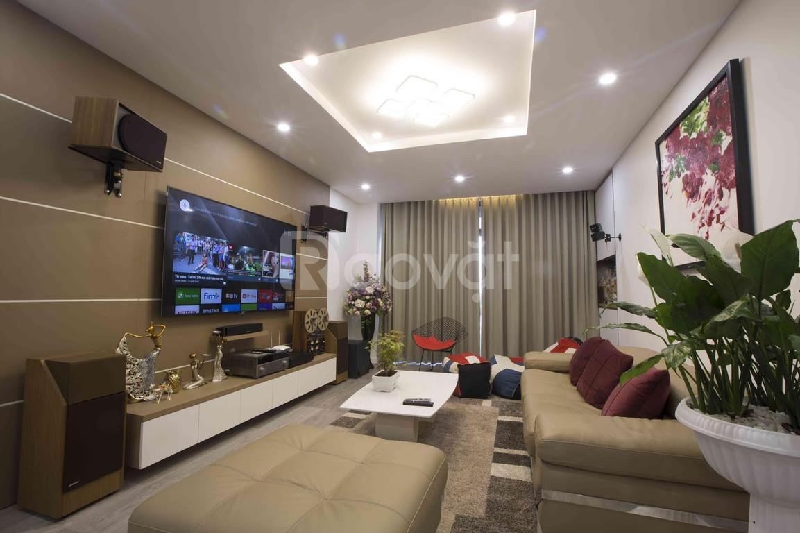 Cho thuê căn hộ 1503 - 17T KĐT Trung Hoà Nhân Chính: 155m2, 3PN, 3VS (ảnh 7)