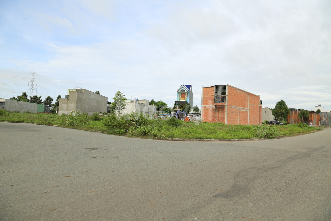 Bán đất trung tâm thành phố mới Bình Dương