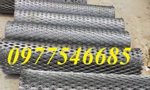 Lưới thép làm biển quảng cáo trang trí