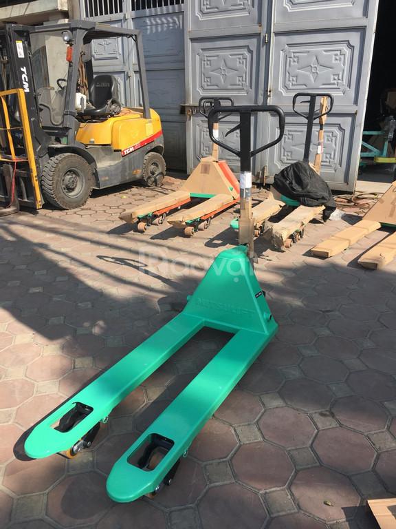 Cần bán xe nâng kéo pallet 3 tấn