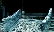 Chiêm ngưỡng các mẫu chiếu rồng đá đẹp chạm khắc tinh tế, sắc nét