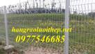Lưới hàng rào mạ kẽm làm hàng rào bảo vệ làm ngăn kho (ảnh 2)
