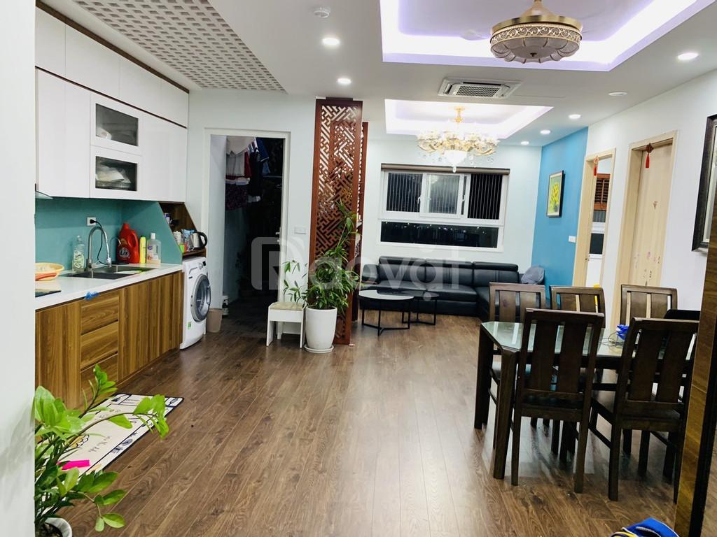 Cần bán gấp căn hộ 3 ngủ view hồ full nội thất tại khu đô thị Thanh Hà
