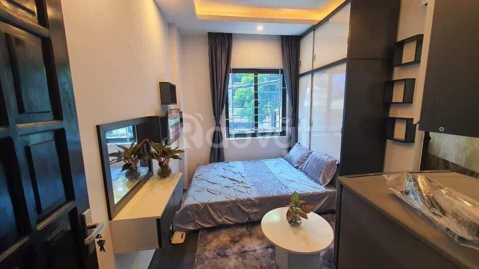 Bán chung cư Mini 20 phòng, full nội thất, TM hiện đại, 105m2x7T (ảnh 1)
