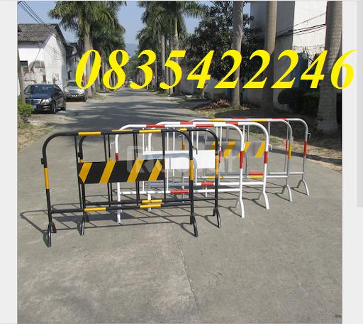 Chuyên gia công sản xuất hàng rào di động, hàng rào ngăn tại Hà Nội
