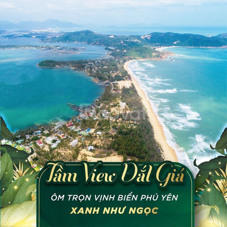 Đất biệt thự mặt biển Bán đảo nghỉ dưỡng Hòa Lợi Phú Yên