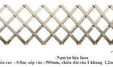 Hàng rào di động ngăn đám đông, dễ lắp ráp, tháo dỡ