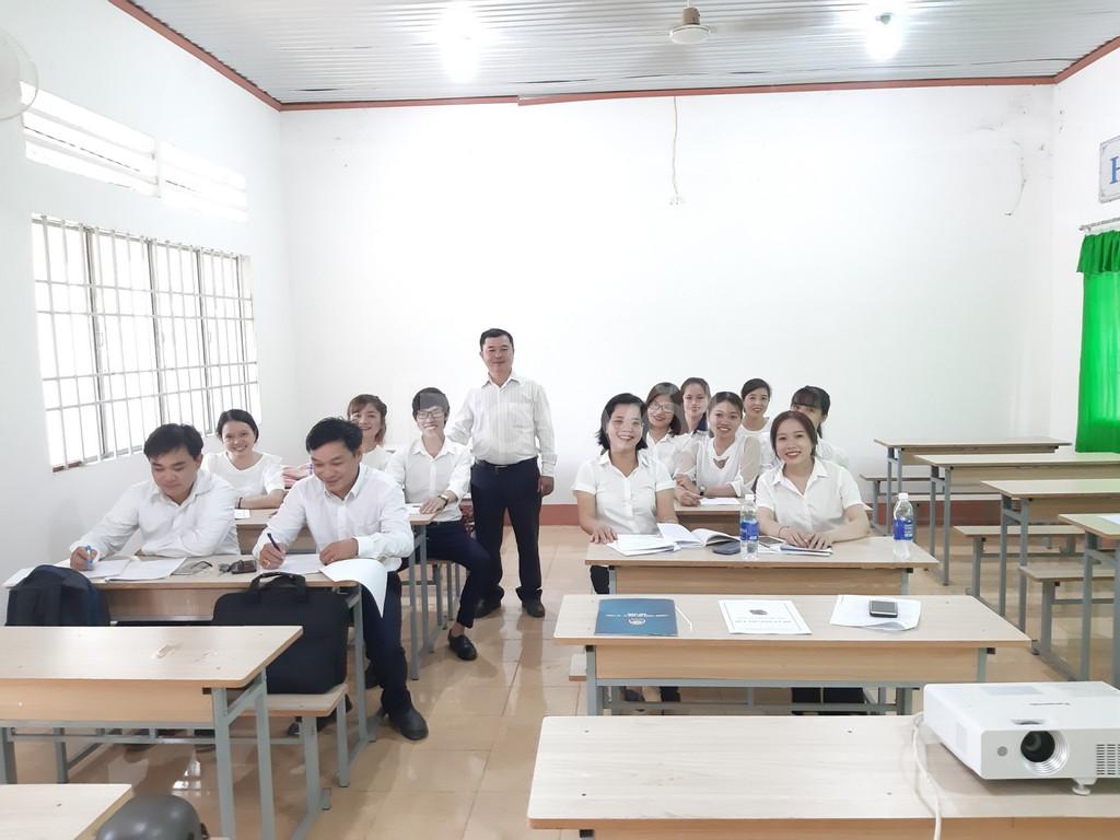 Tuyển sinh đại học ngành kế toán tại Bình Phước