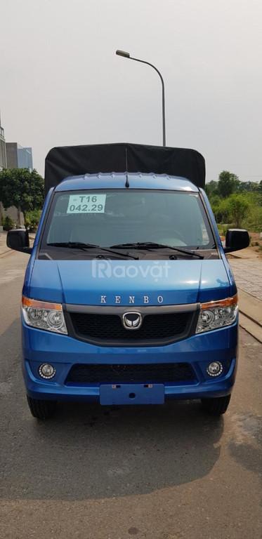 Bán xe tải kenbo 900kg thùng kín cánh dơi đời 2020 giá tốt