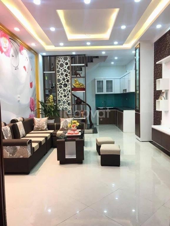 Bán nhà đẹp 5T ở trung tâm phố Đê Lê Thành giá 3,35 tỷ