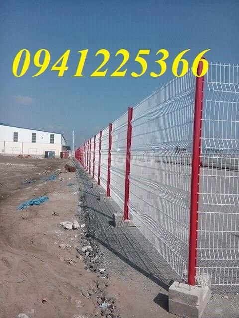 Lưới rào mạ kẽm, hàng rào lưới thép mạ kẽm
