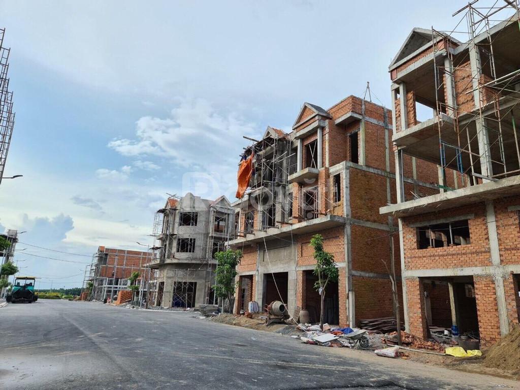Bán đất ngay khu dân cư hiện hữu mặt tiền đường Nguyễn Văn Kí