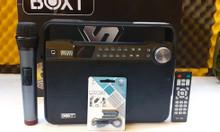 Loa kéo di động BOXT Q7 tặng kèm usb bluetooth