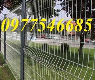 Lưới hàng rào mạ kẽm làm hàng rào bảo vệ làm ngăn kho (ảnh 4)