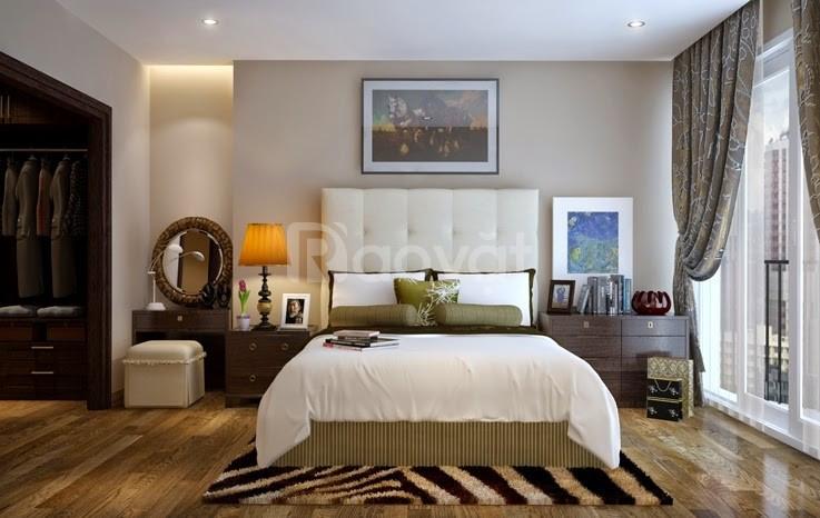 Cho thuê căn hộ 1102 - 17T KĐT Trung Hoà Nhân Chính: 121m2, 2PN, 2VS (ảnh 1)