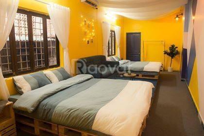 Cho thuê nhà tại Trần Hưng Đạo 3 tầng 55m2