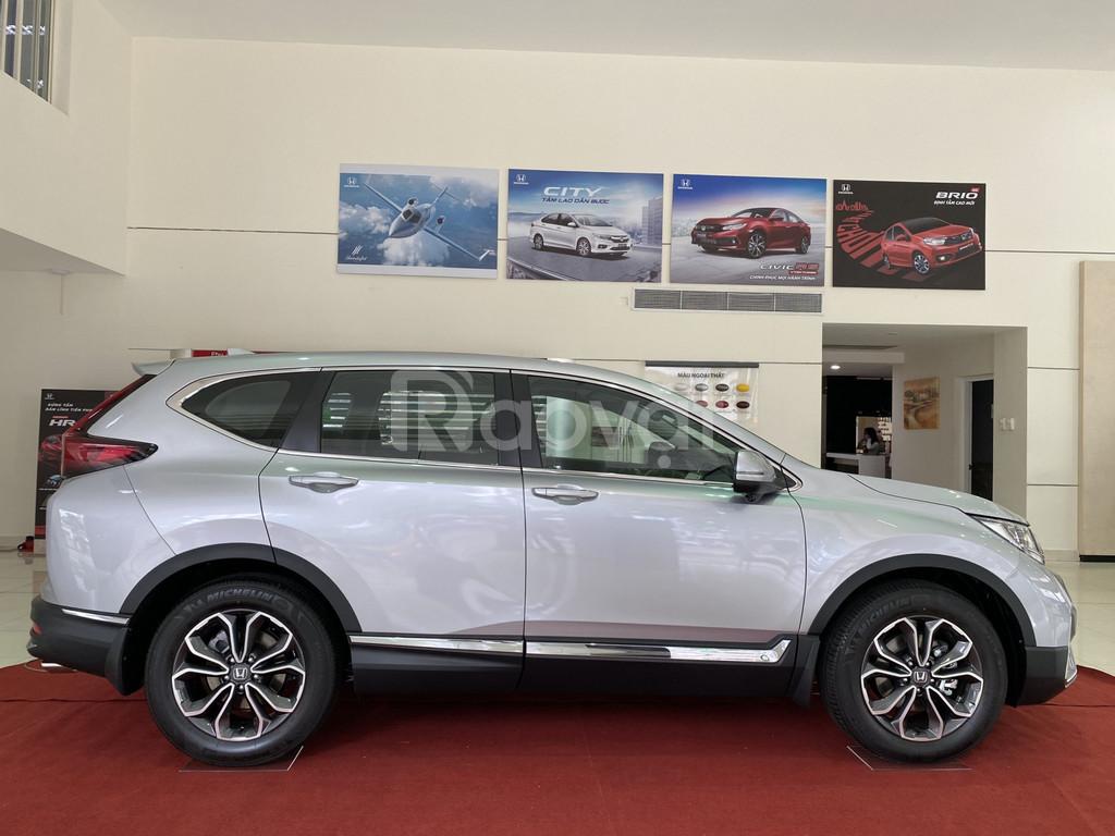 Honda CRV 2020, ưu đãi ngập tràn, nhiều quà tặng mừng lễ ra mắt