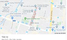 Cho thuê sàn VP ở Trần Vỹ 65m2, 8tr/tháng