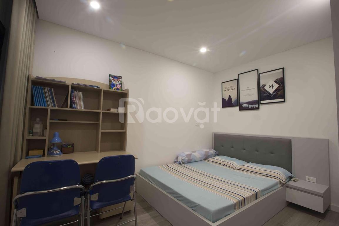 Cho thuê căn hộ 1102 - 17T KĐT Trung Hoà Nhân Chính: 121m2, 2PN, 2VS (ảnh 6)