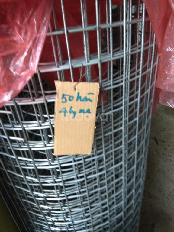 Nơi bán lưới thép hàn xây dựng dây 1, dây 2, dây 3, dây 4 giá tốt