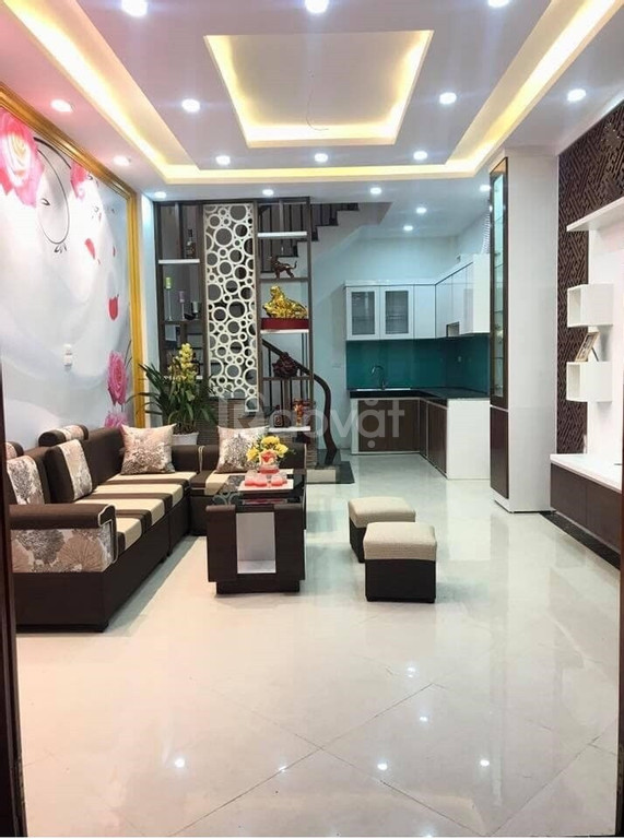Bán nhà phố Tôn Đức Thắng 33m2* 5 tầng nội thất đẹp long lanh giá 3 tỷ