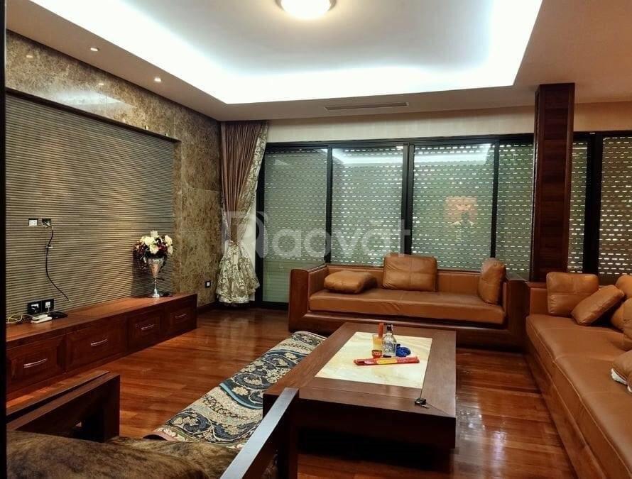 Bán nhà khu đô thị Yên Hòa phân lô vỉa hè 2 bên, 60m, 5 tầng, MT 4,5m