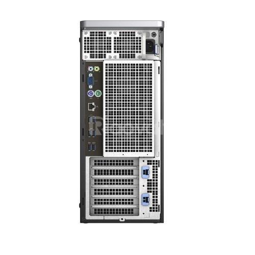 Dell Precision T3600 Workstation Intel Xeon 4 core vga 4Gb chuyên game