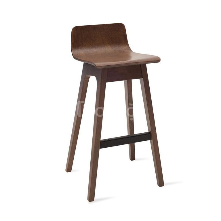 Ghế quầy Bar khung gỗ