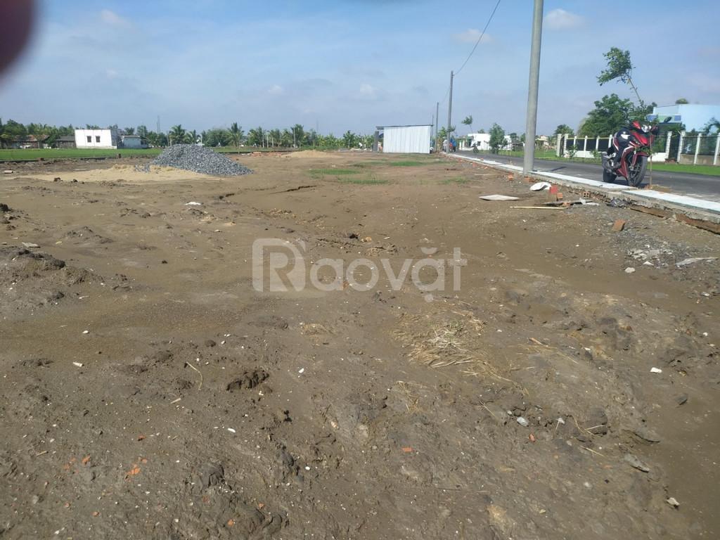 Kẹt tiền cần bán đất 100% thổ, 8,5tr/m2, sổ sẵn!!!