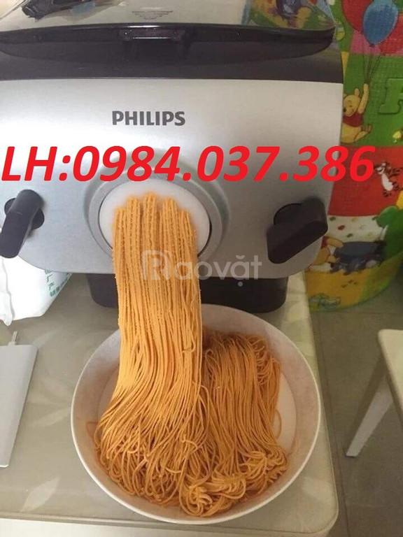 Máy làm mỳ làm bún tươi gia đình PHILIPS HR2356 (ảnh 1)