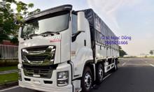 Bán xe tải 4 chân isuzu ginga370
