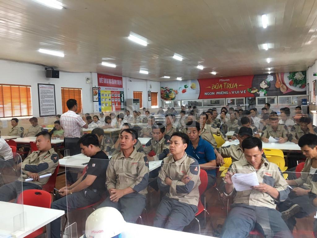 Huấn luyện an toàn hóa chất NĐ 113/2017