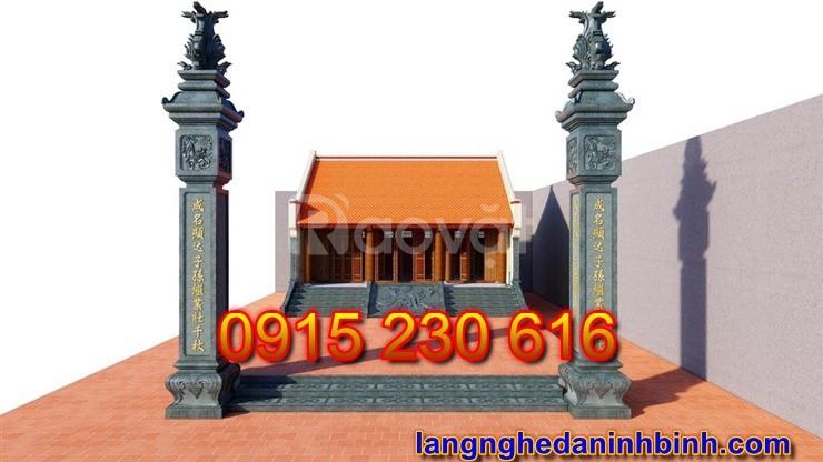 Cổng nhà thờ ở Nghệ An